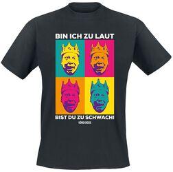 Knossi Ich bin Laut Shirt