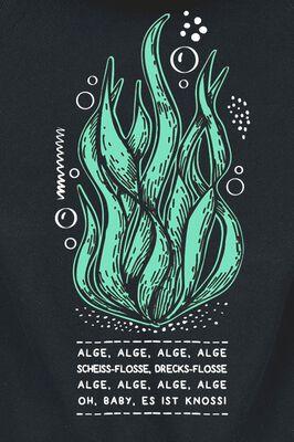Wir sind Alge! Hoodie