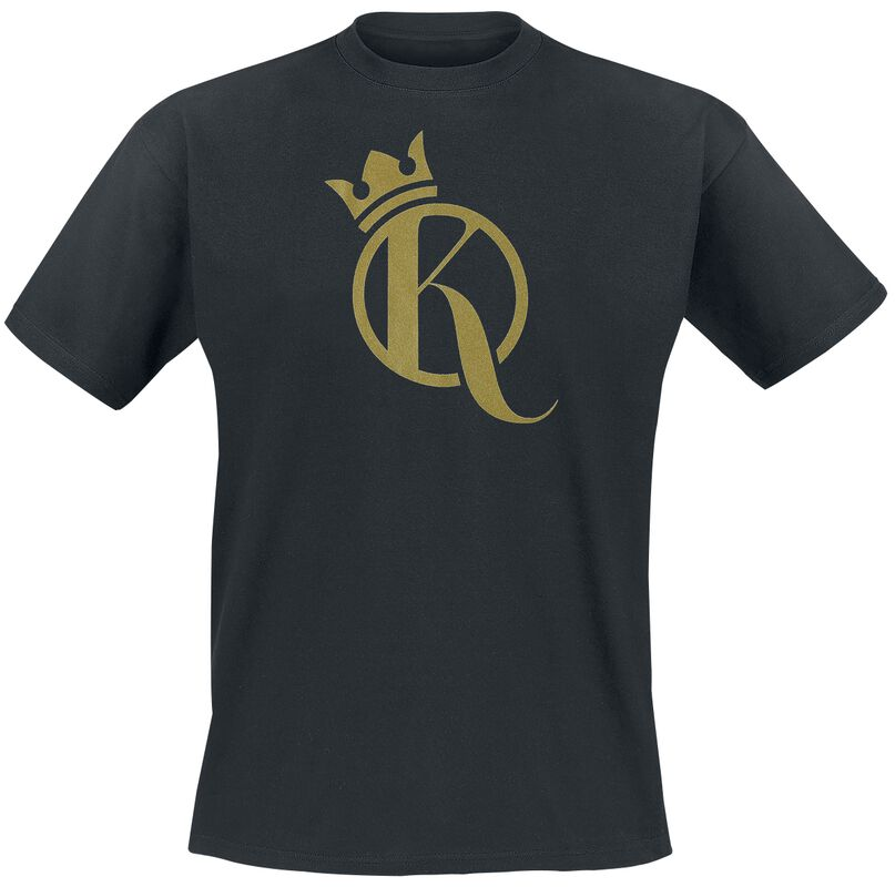 Crown Tee Gold