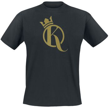 Crown Tee Gold