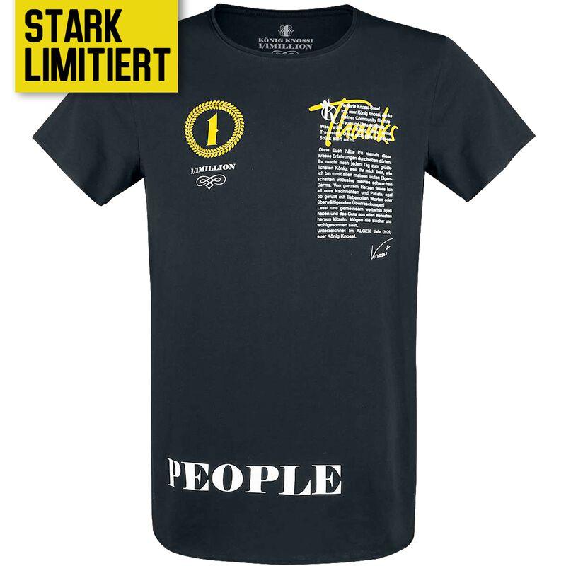 1 von 1 Millionen T-Shirt