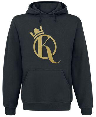 Crown Hoodie Gold Logo