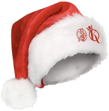 Weihnachtscamp Weihnachtsmütze
