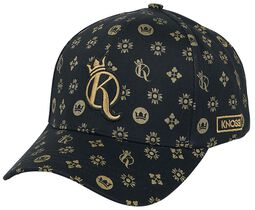 Knossi Gold Printed Baseball Cap