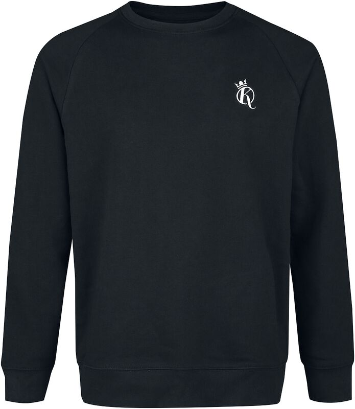 Crown Crewneck Black