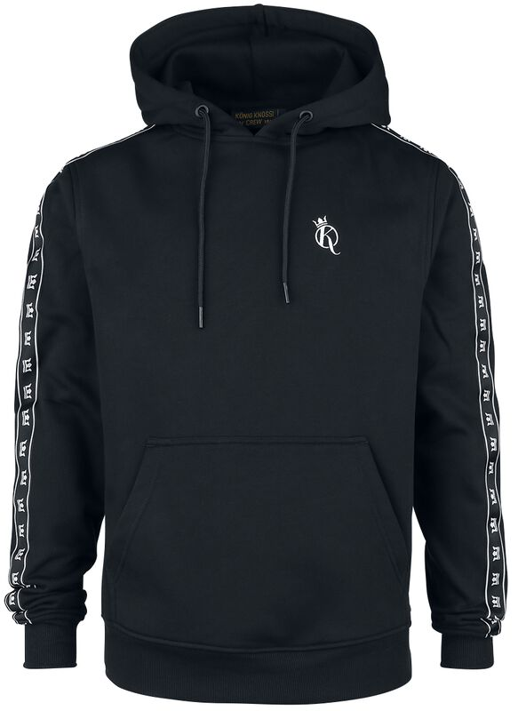 Taped Crown Hoodie