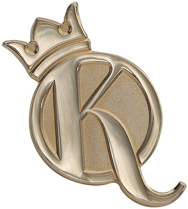 Crown Logo Pin