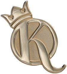 Crown Logo Pin